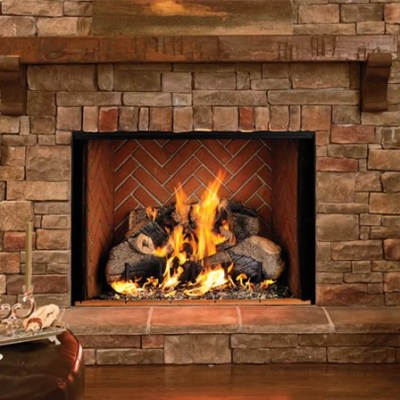 Fireplace & Chimney Material
