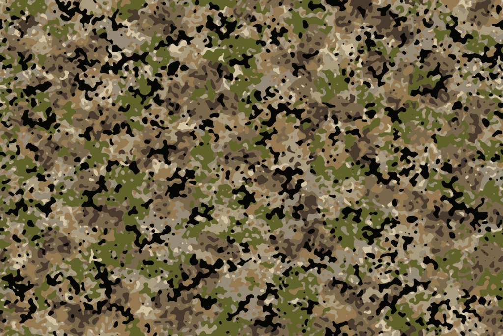 rocky mountains camouflage