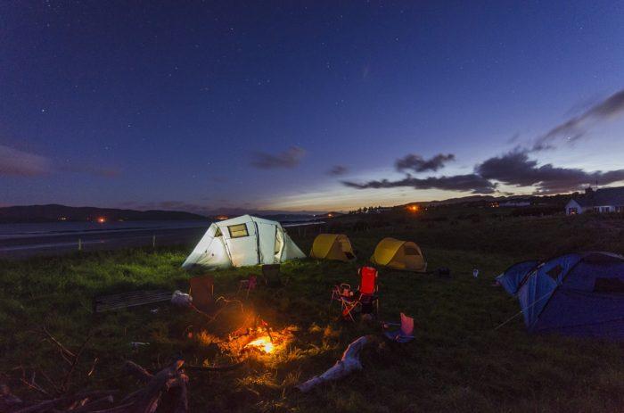 全国のキャンプ場