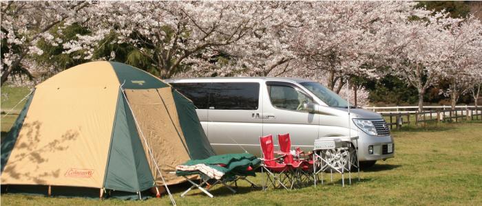成田ゆめ牧場ファミリーキャンプ場