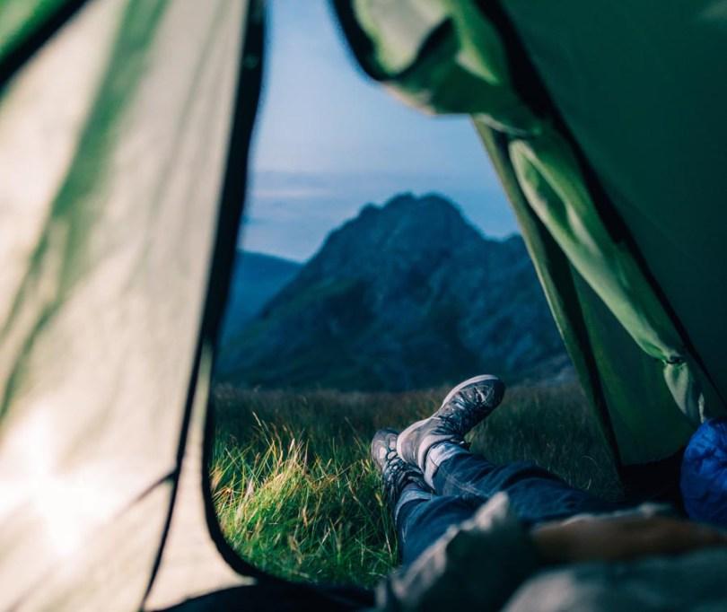 équipement de camping écologique