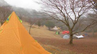大野アルプスランドの冬キャンプで発見した5つの魅力