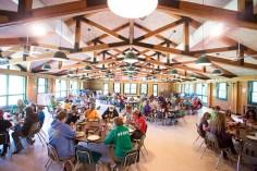 Dining Hall at Lakamaga