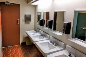 Bathrooms at Camp Lockeslea