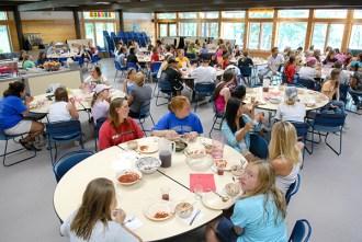 Dining Hall at Elk River