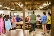Camp Edith Mayo Historic Lodge