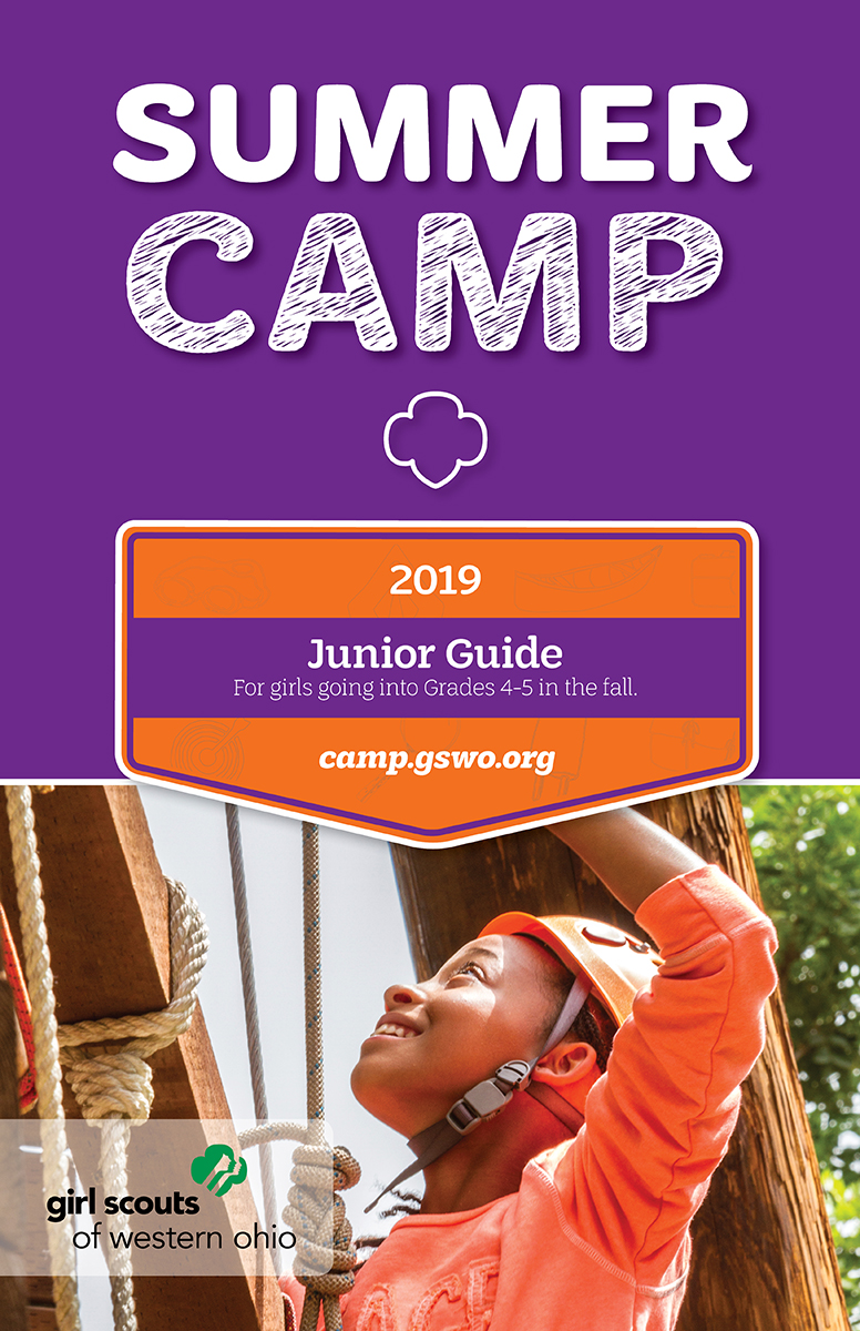 2019 Camp Guide Junior Cover