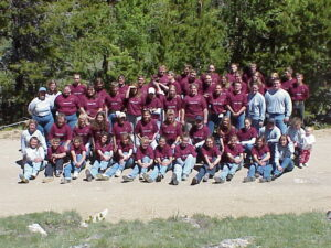 2000 Session 2 Camp Picture