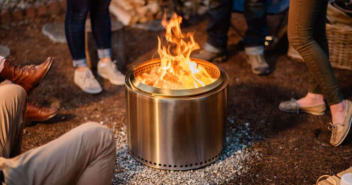 Best Wood Burning Portable Fire Pits for 2019  Camp Addict