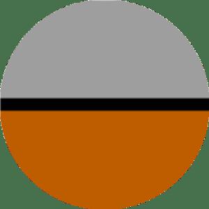 2 tone Orange