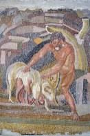 Montone con Ulisse