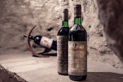 Rara bottiglia di Baccanale da Cantina Vinopoli