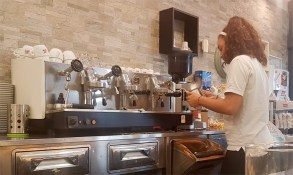 La Giara: Bar - Tavola calda - Pizzeria