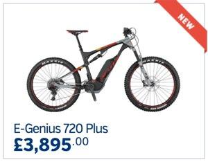 Scott E-Genius 720 Plus