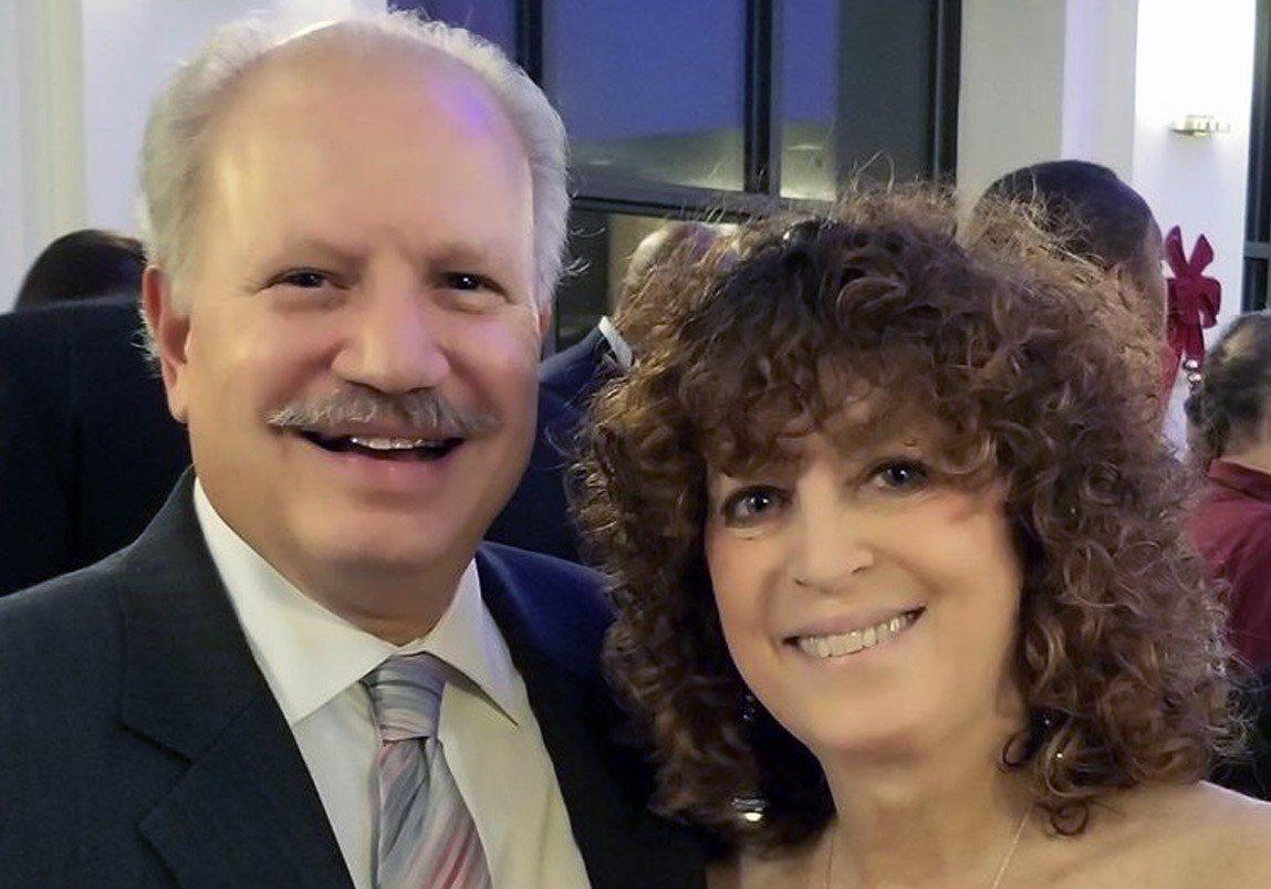 Paul and Maria Morris