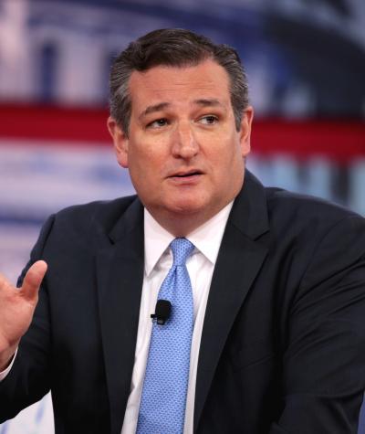 senator ted cruz fined