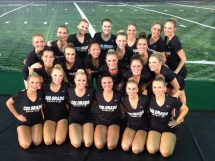 Colorado University Dance Team