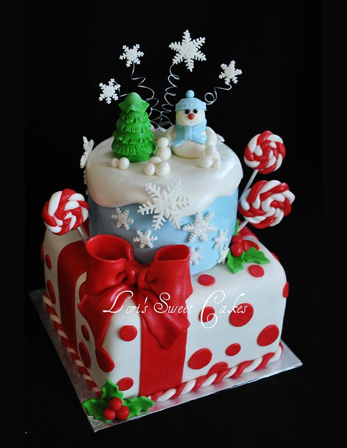 38-creative-christmas-cakes