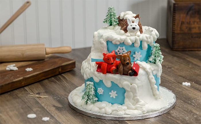 40-creative-christmas-cakes
