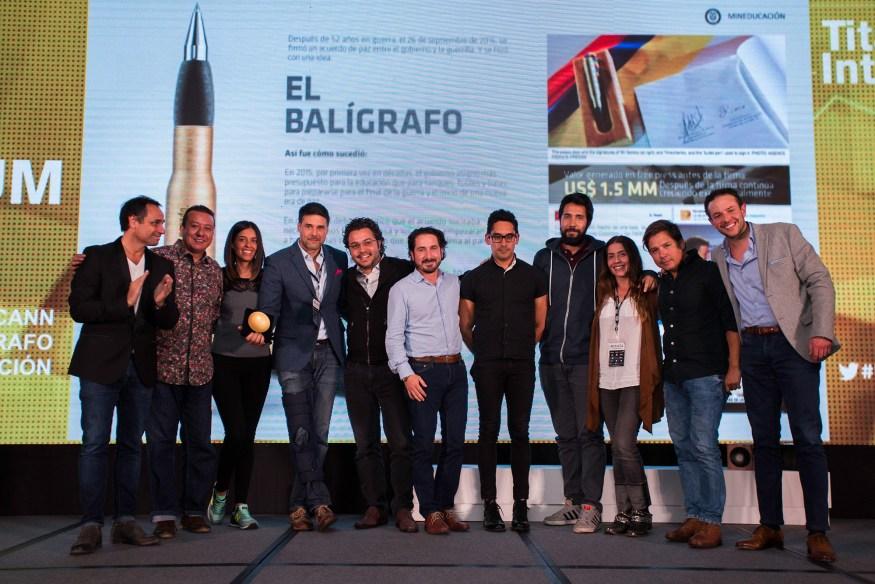 ElDorado 2016 Winners
