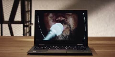 Lenovo ThinkPad Beatbox Torture Test