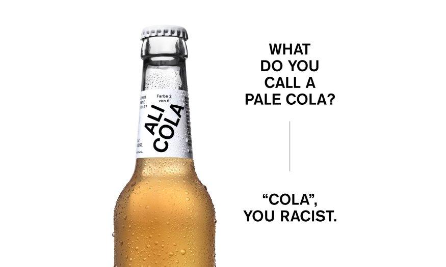 Ali-cola-racist