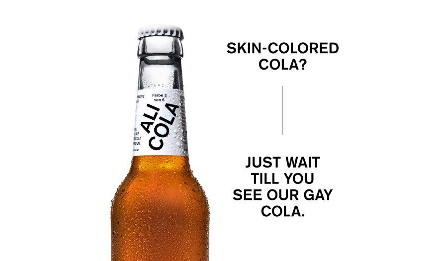 Ali Cola Gay cola