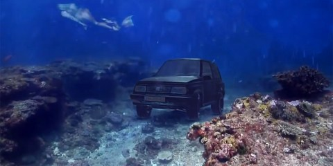 Epic video to sell Suzuki Vitara '96
