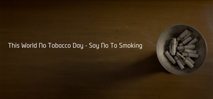 #StubTheHabit - Say No To Smoking