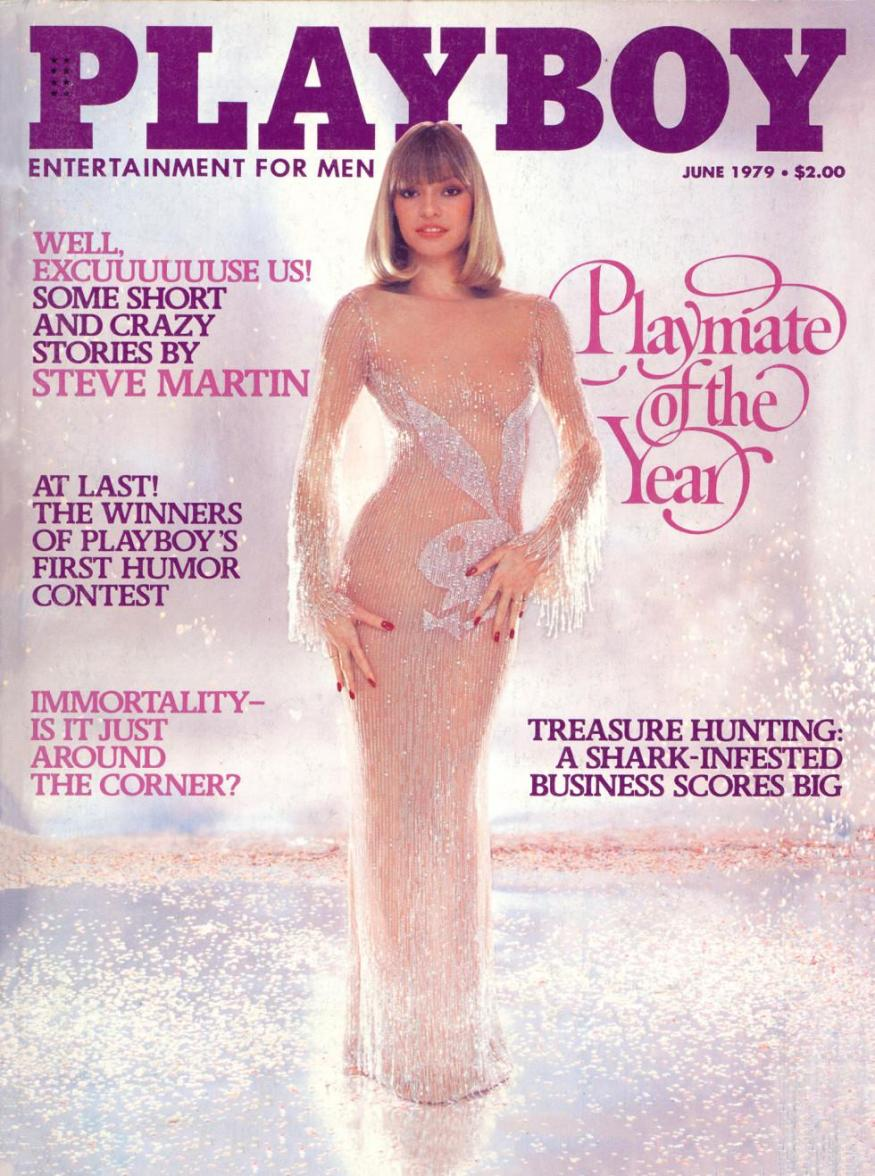 Monique St. Pierre Playboy magazine
