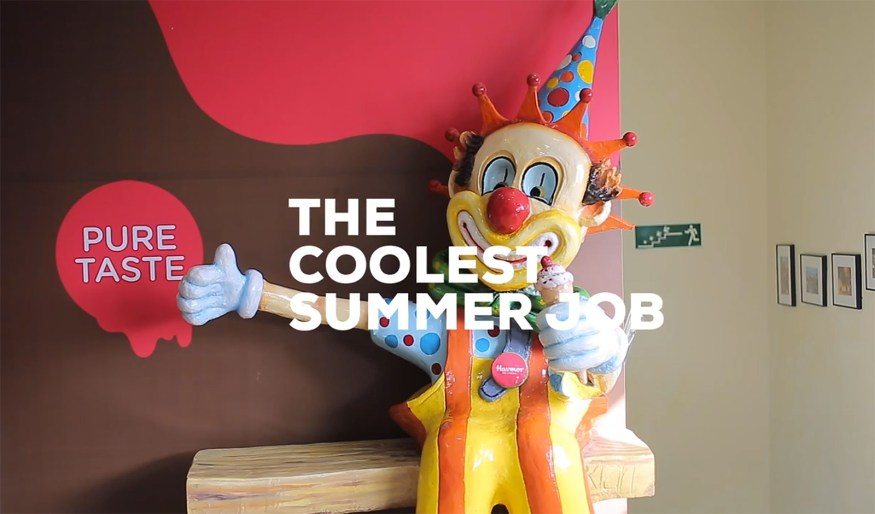 Havmor ice cream - The Coolest Summer Job