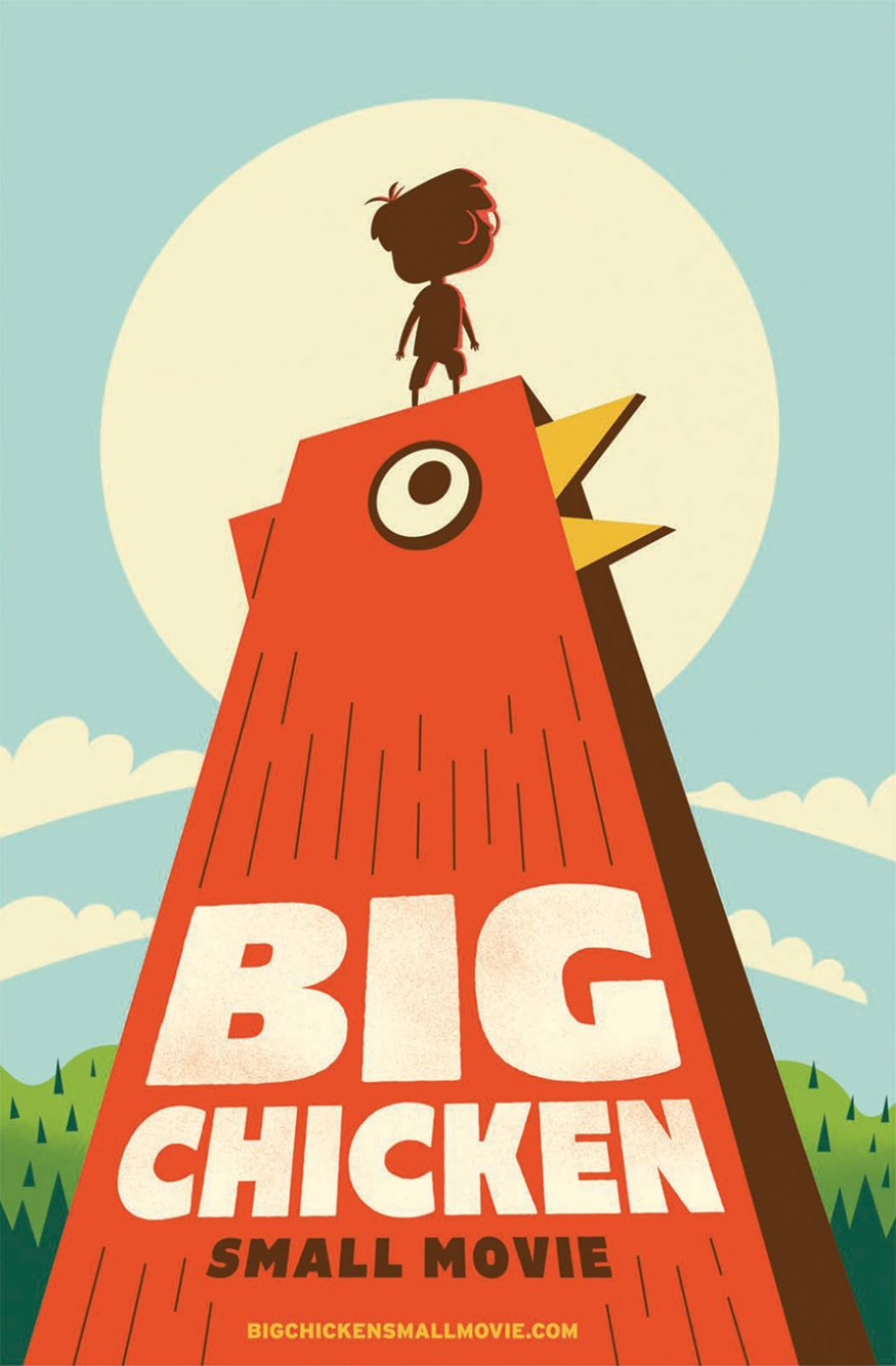 KFC Big Chicken Small Movie