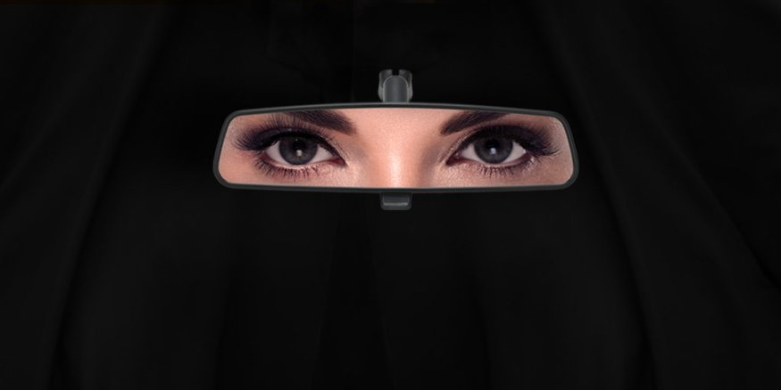#SaudiWomenCanDrive | Ford Campaign