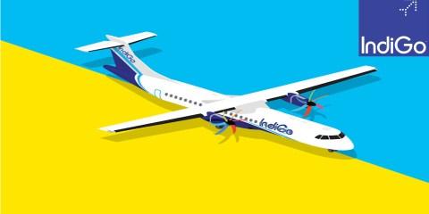 IndiGo ATR aircraft