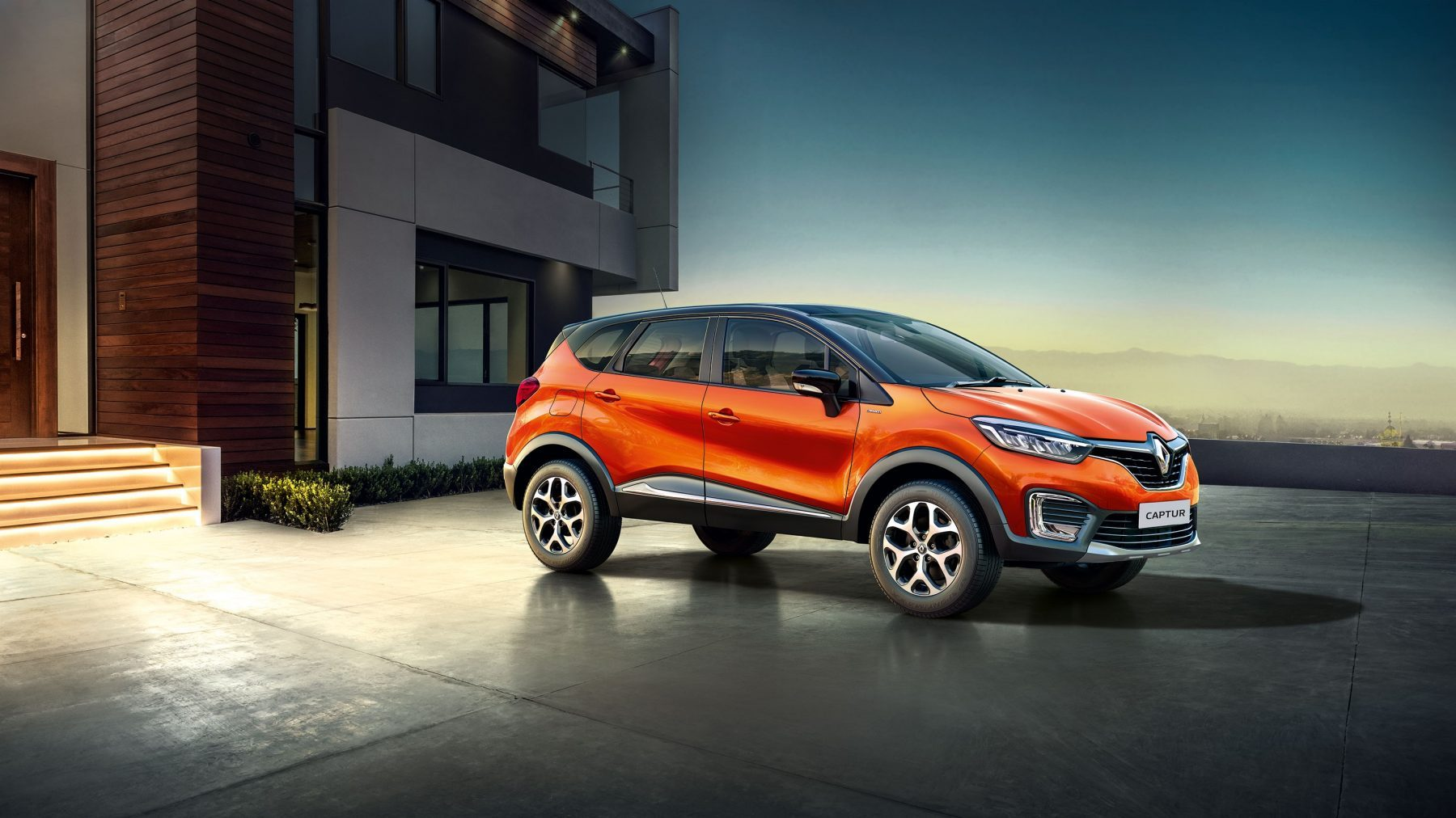 The 'Renault CAPTUR' is here to capture your senses. India's most stylish SUV