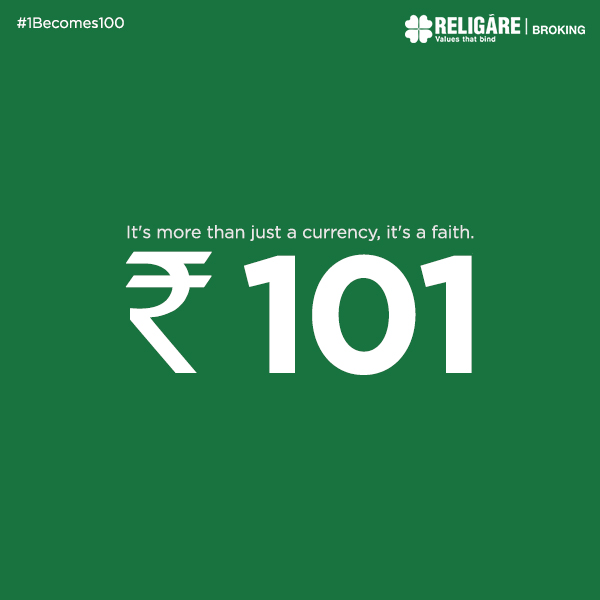6 Best Artworks created to celebrate 100 Years of 1 Rupee currency – Campaigns of the World