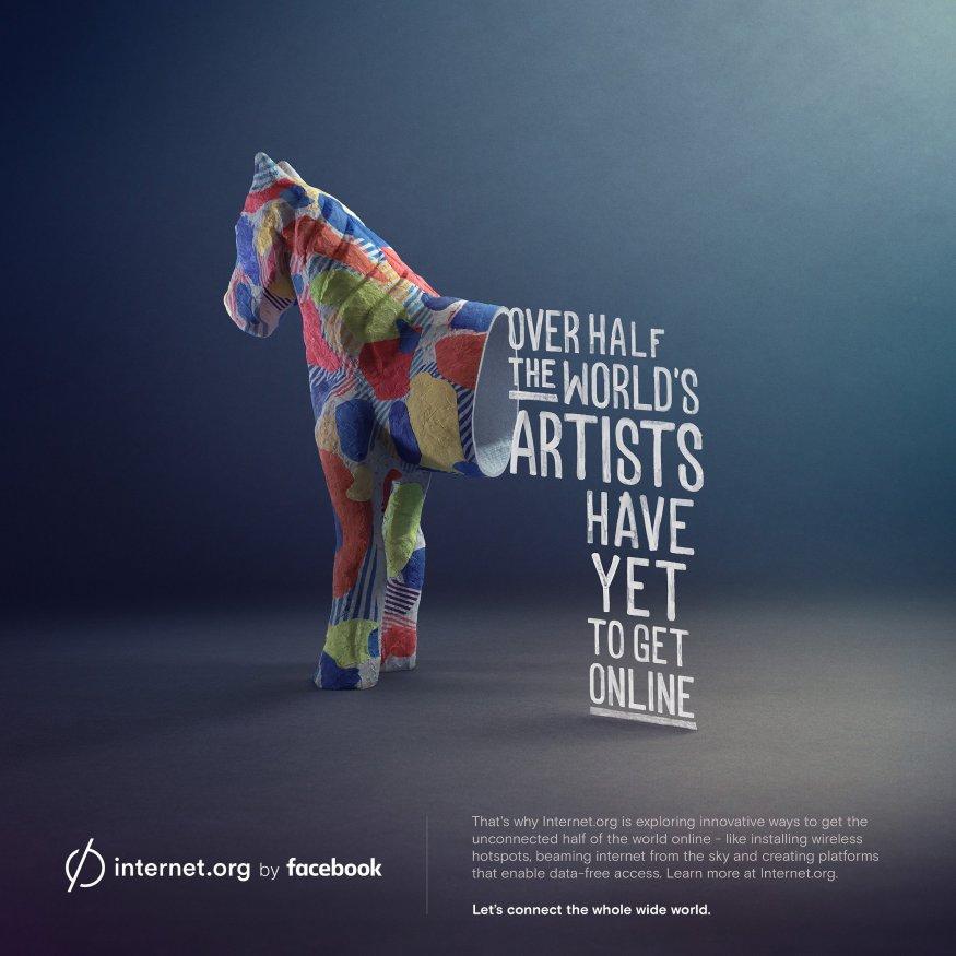 facebook internet.org | Artist