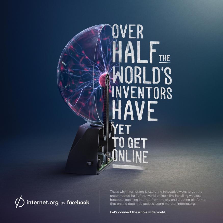 Facebook internet.org - Inventors