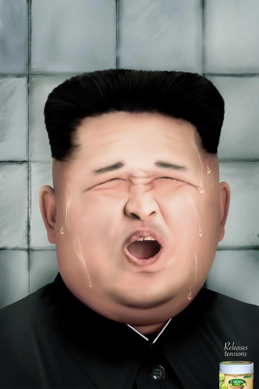 Kim Jong Un | Fiber Colon