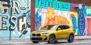 BMW X2 Totally Ungovernable | BMW commercial