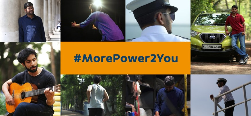 Datsun digital campaign #MorePower2You