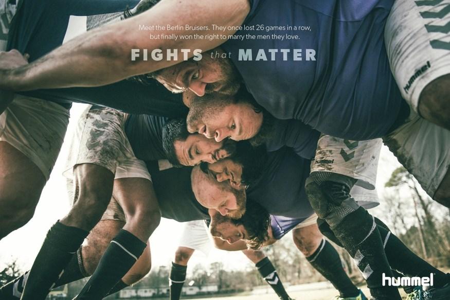 Hummel | Fights That Matter - Bruisers