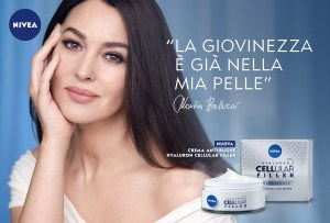 Fcb Milan And Nivea Present Beauty Without Age Starring Monica Bellucci