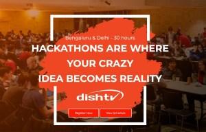 Dish TV Hackathon   Dish-a-thon