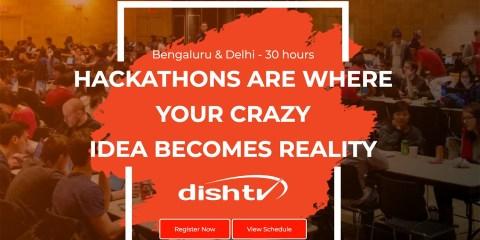 Dish TV Hackathon | Dish-a-thon