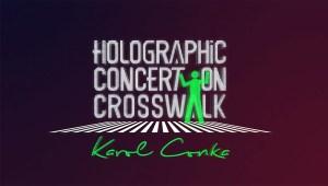 Detran PR | Holographic Concert on Crosswalk | Augmented Reality