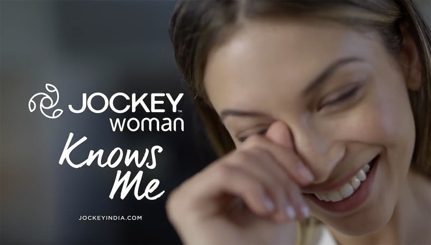 Jockey Woman - #KnowsMe