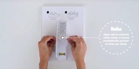 IKEA SÖMNIG | Print ad