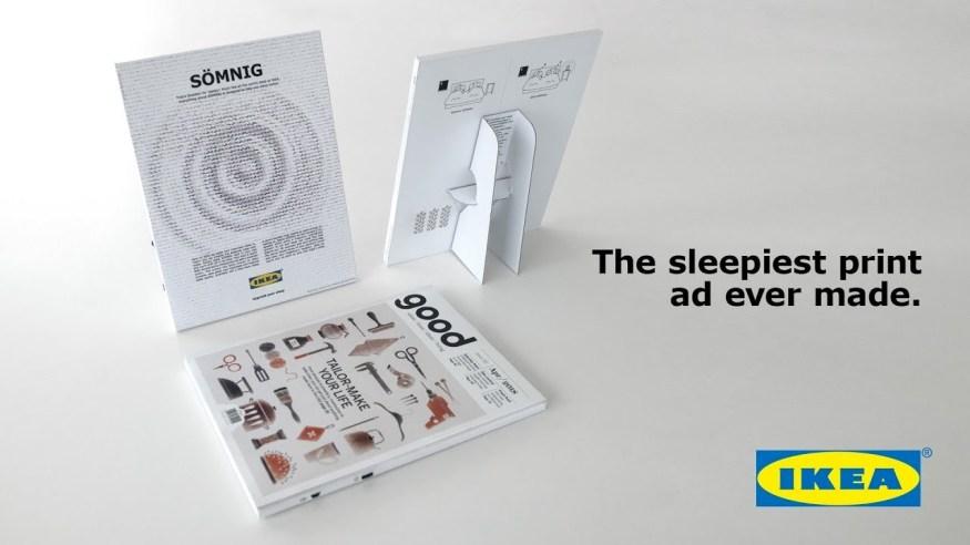 IKEA SÖMNIG | Print