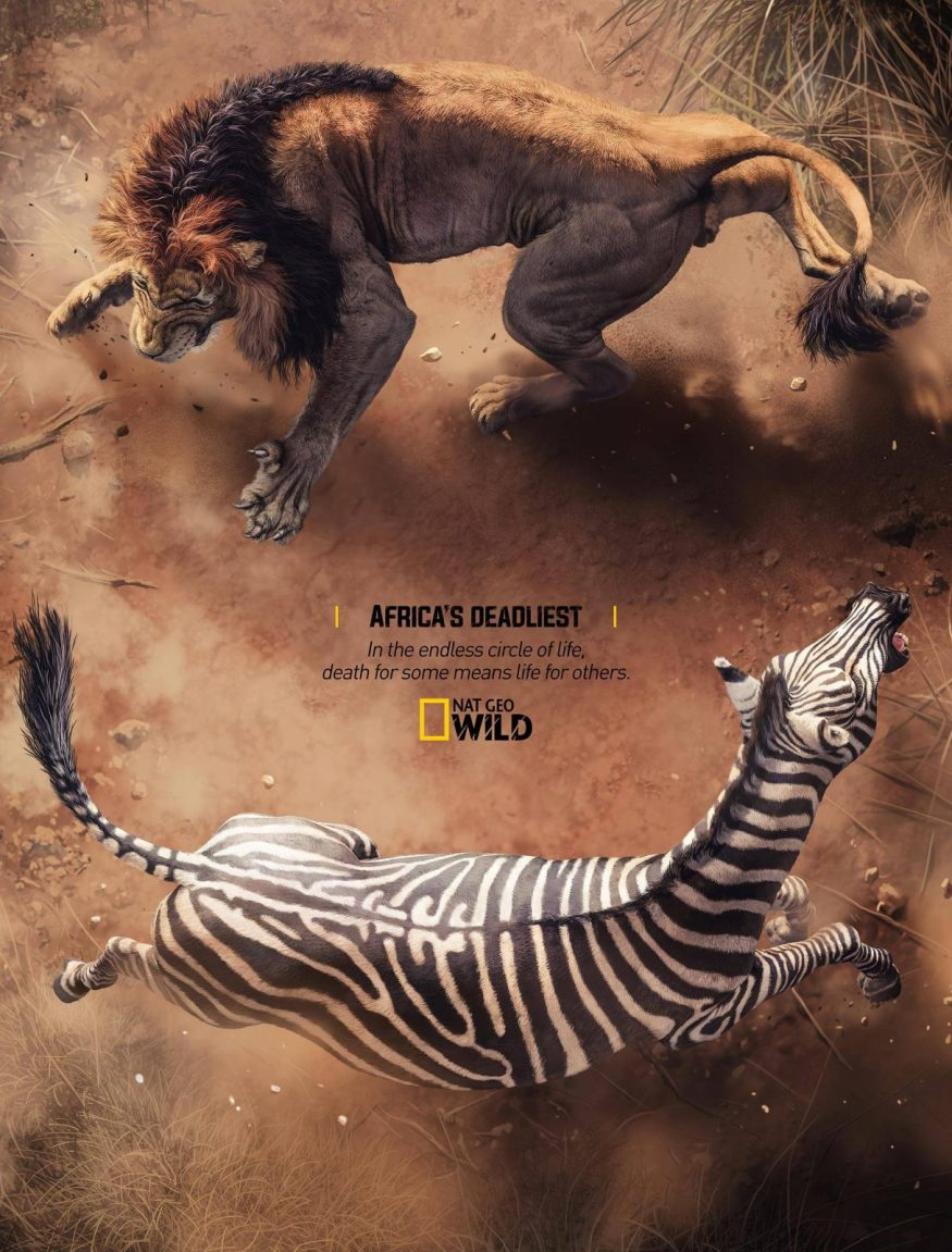 National Geographic Africa's Deadliest